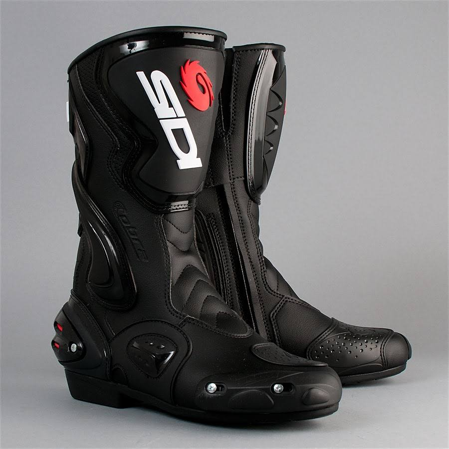 Sidi Black 40 moto Stivali Cobra 0k8nwPXO
