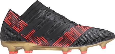 17 Adulto Solar Fútbol Adidas Fg Nemeziz Botas 1 Rojo De Negro IaSwnqaC6x