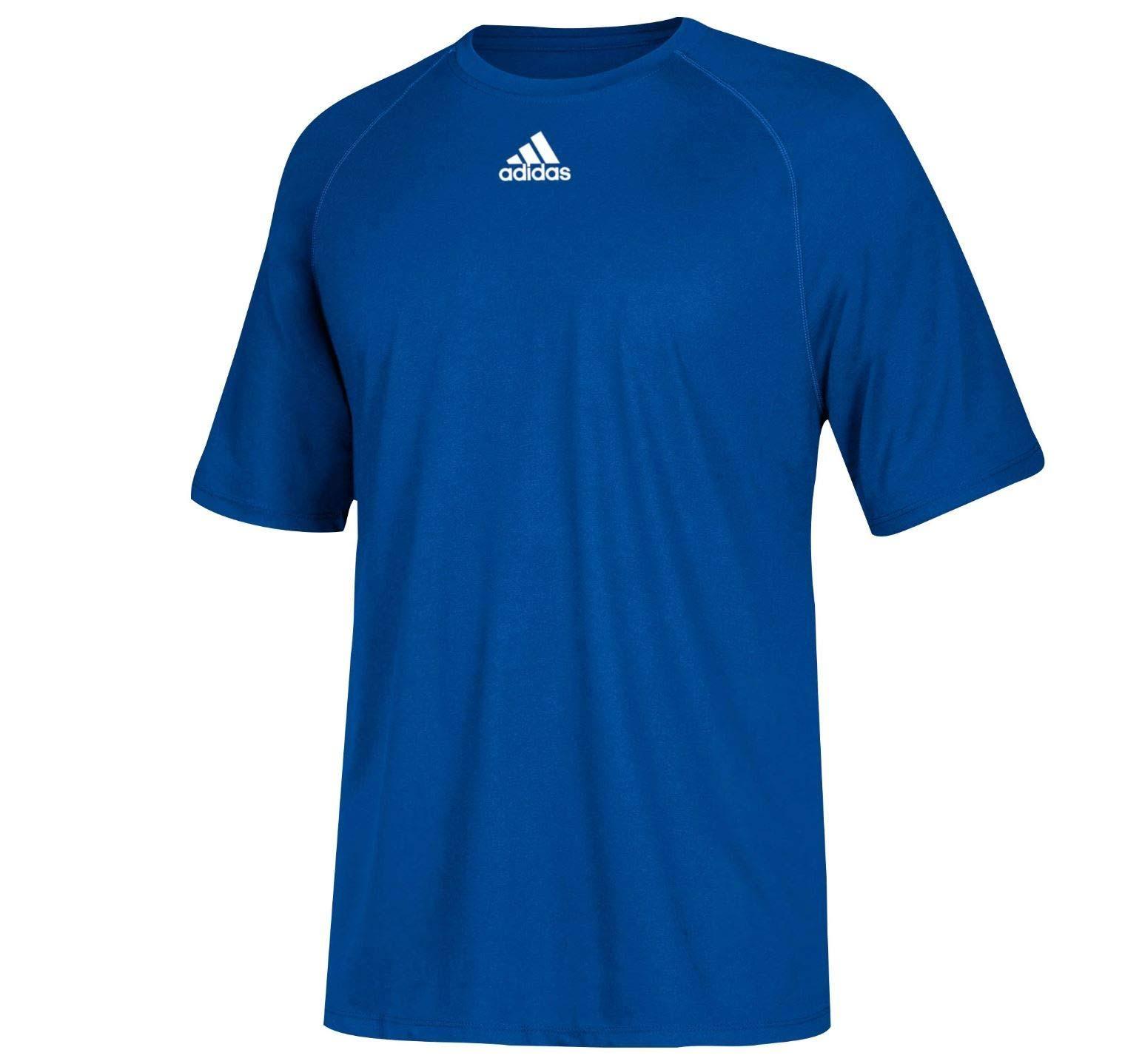 Kurzärmliges Adidas Royal shirt Climalite Collegiate Performance t Herren xgqCwgrzI