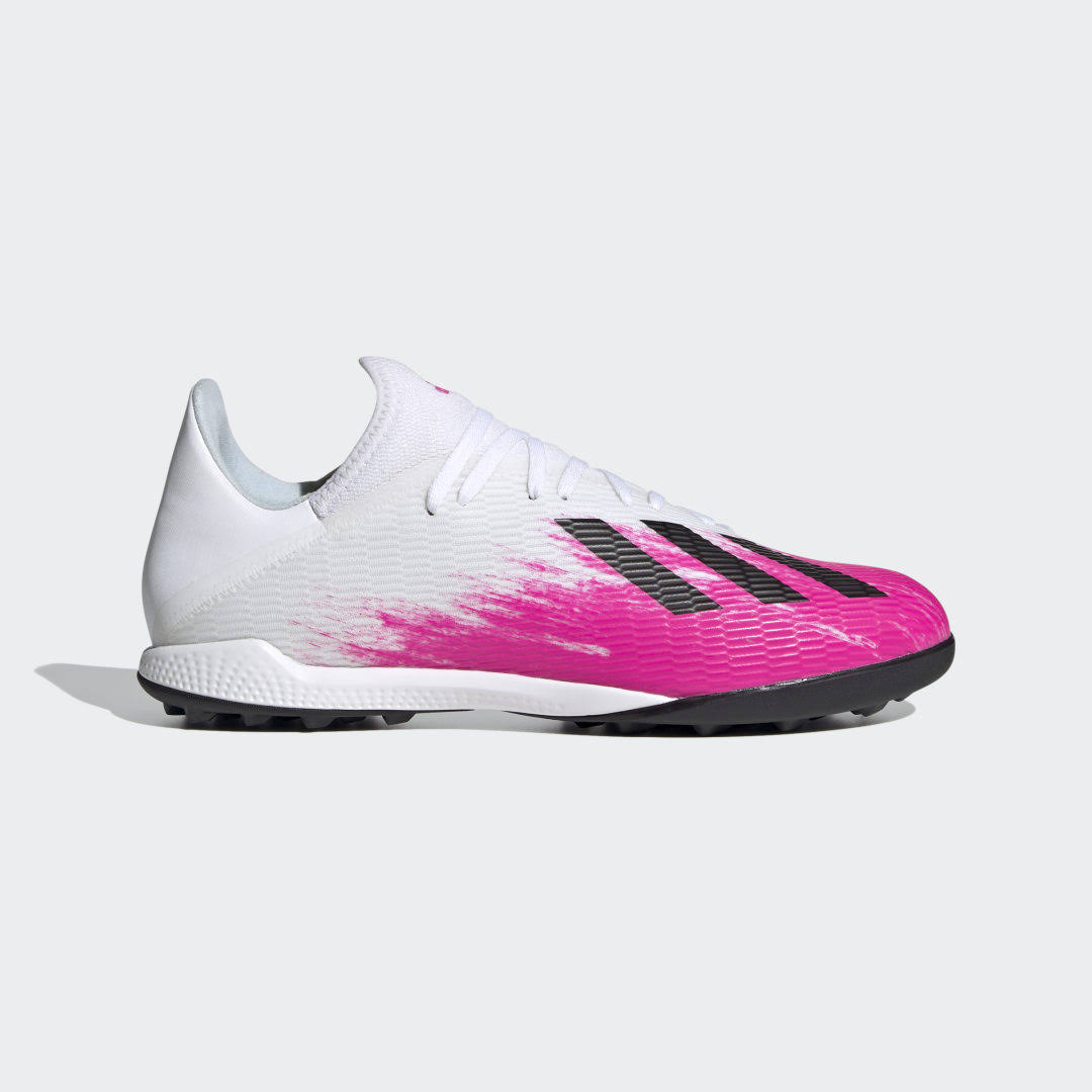 Adidas x 19.3 Turf Boots Football - White
