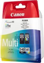 Canon 5225B006 Multipack Original Noir(e) / Plusieurs couleurs PG-540 + CL-541