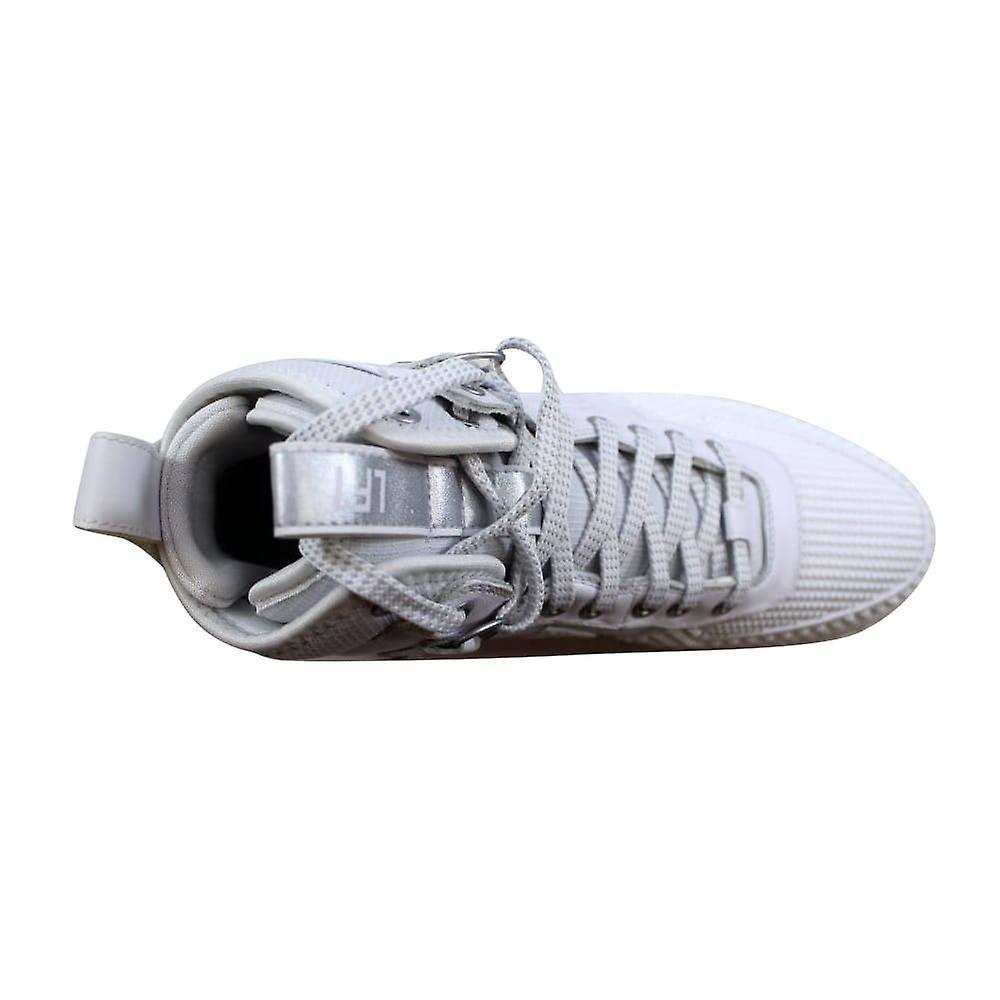 Nike Lunar Force 1 Duckboot White/White