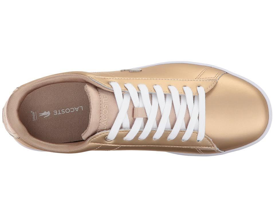 Lacoste 1 8 Zapatillas Carnaby De Amarillo 5 118 Evo Moda Mujer Rq1Rrw6