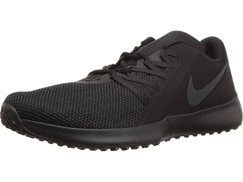 Nike anthracite Black Mens Varsity Compete Black 10 Size Trainers rUrPwq8
