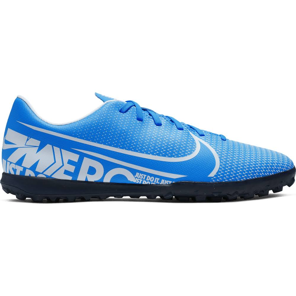 Nike Vapor 13 Club TF Size: UK 10, Colour: Blue
