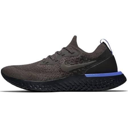 Epic Flyknit Koşu Gri Nike Kadın React Ayakkabısı zdxwqP