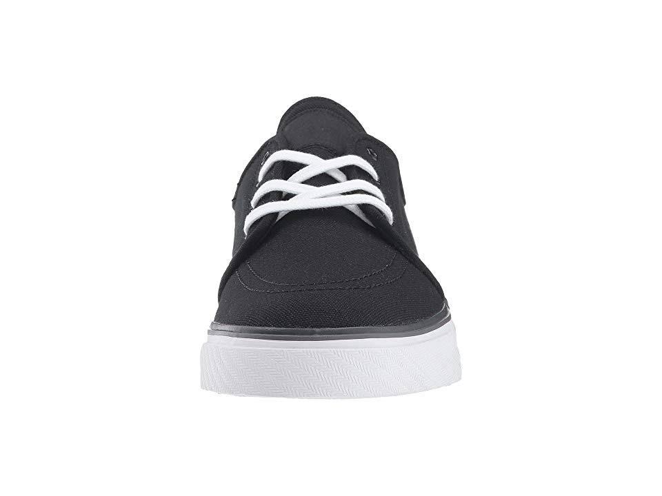 Nike Shoe Stefan Zoom negro 6 Skate Canvas Sb 5 Janoski Negro Size rYfxnrw