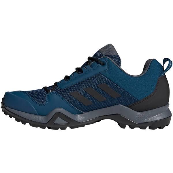 ADIDAS Terrex Ax3 Bleu Marine 2019 - Hiking trek shoe - 40 2/3 - Blue