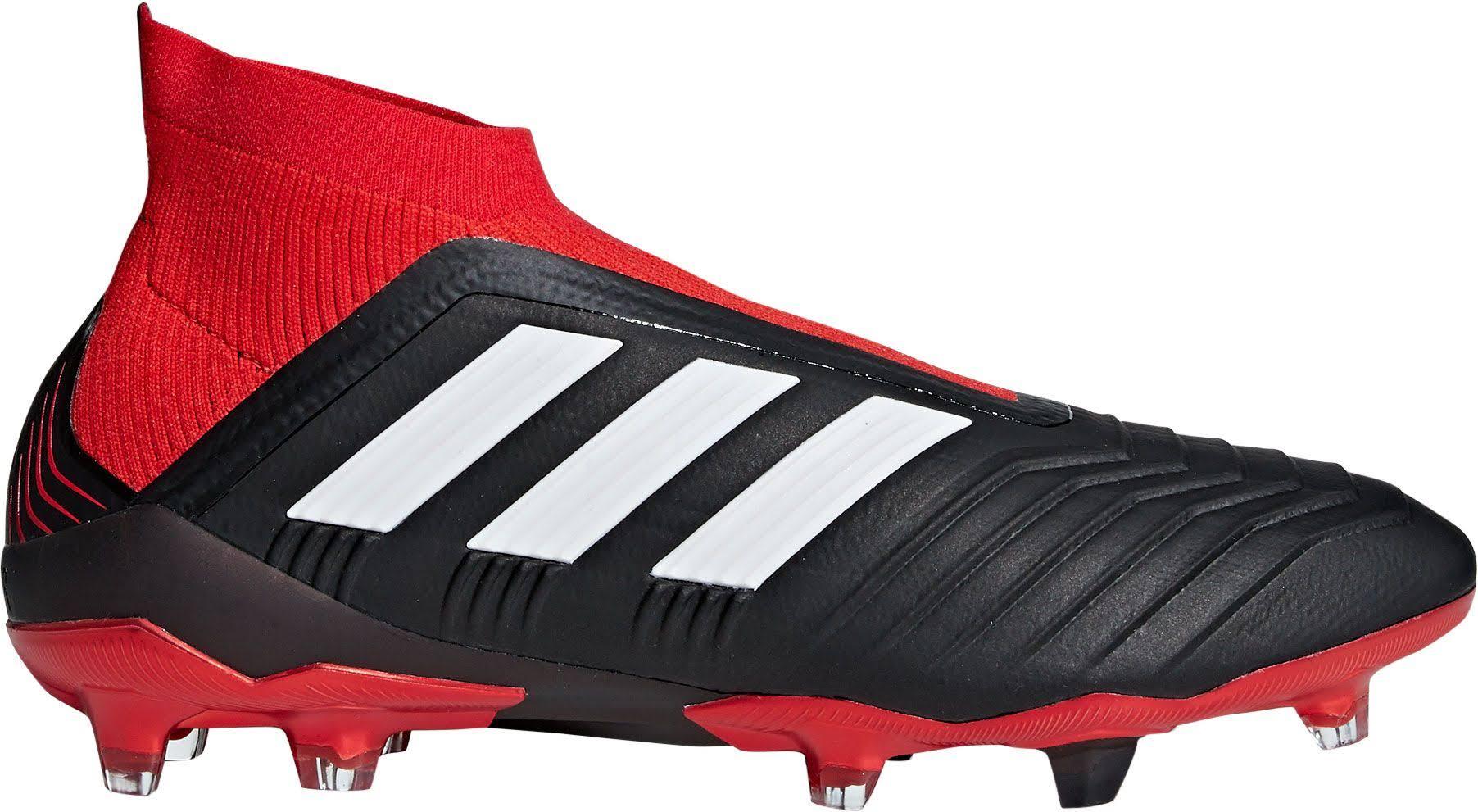 Predator Schwarz Fußballschuh 18 5 8 Fg Größe Herren Adidas Px5qTT