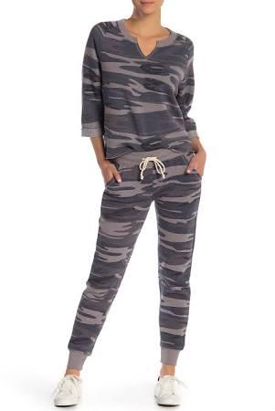 Camuflaje Slate Nordstrom De Con Rack Estampado En Xl El Alternativo Lana Joggers YvBFIwqI