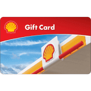 Shell Gas $10 Gas Gift Card