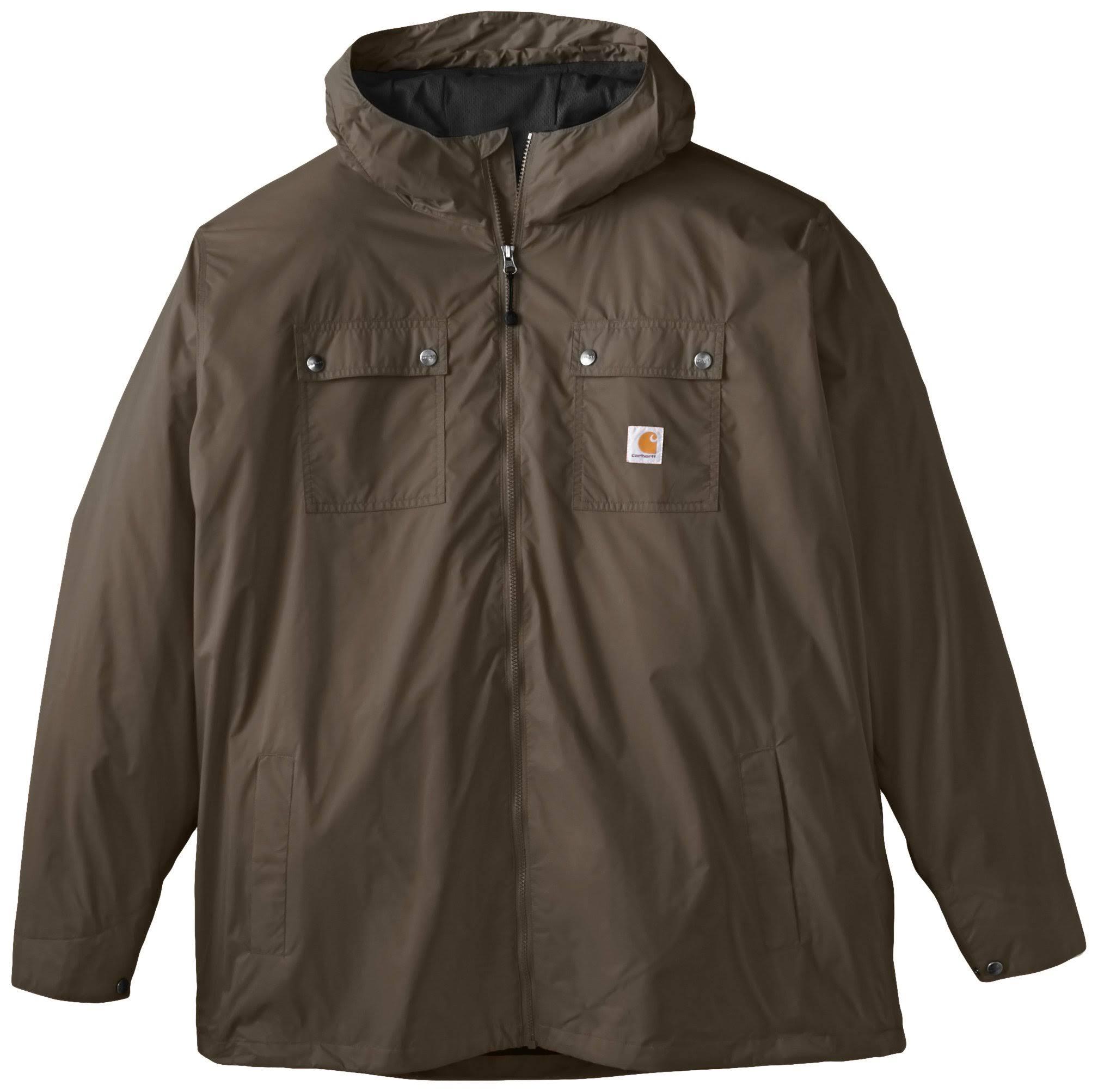 Alta Y Para Hombre Rockford Grande Carhartt Chaqueta Rain De Alta Defender qfPTwUW