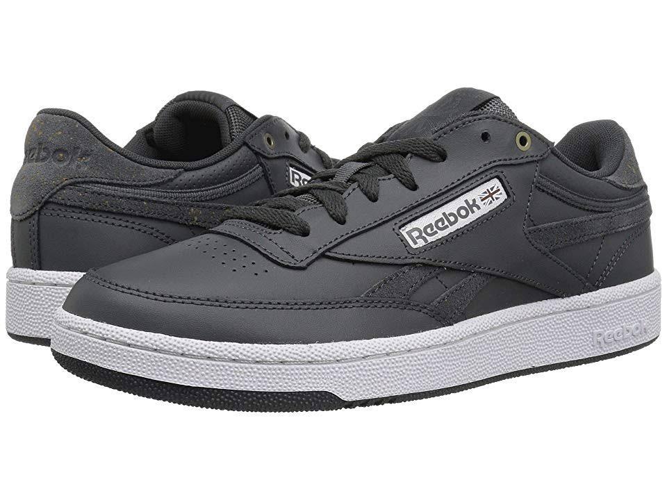 Revenge Schuhe Medium 8 D Stealth Reebok Banane Weiß Klassische Lifestyle Mu Männer Plus pxqwf5B
