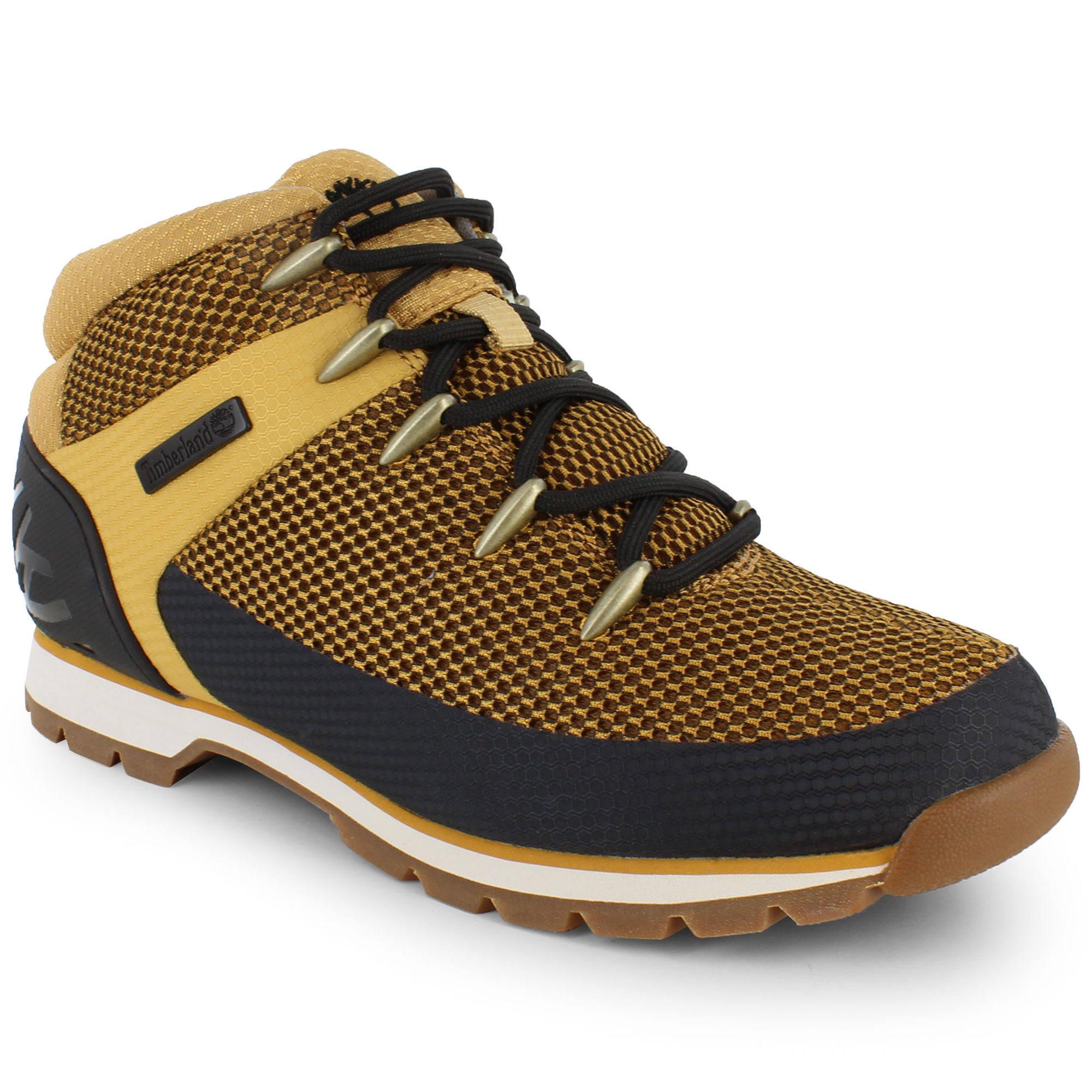 Sprint Boots Sintético De M Trigo Timberland 10 Hombre 5 Euro Malla 1qgg4f