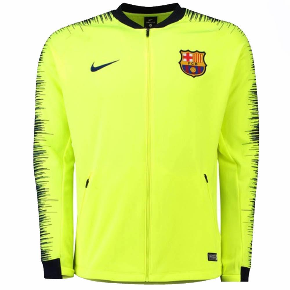 Jacke Volt Nike 2018 Barcelona 2019 Anthem qEPTCw