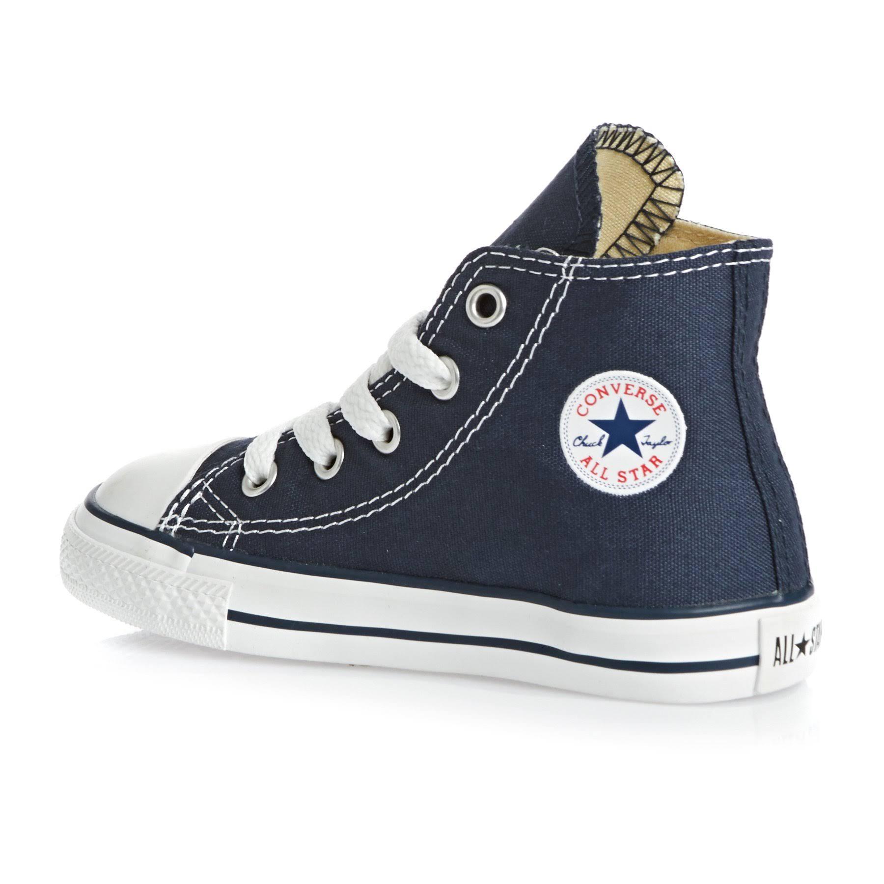 Hi Chuck Baskets All Enfant Montantes Foncé Core Taylor Star Converse Bleu wXHdqxRTX
