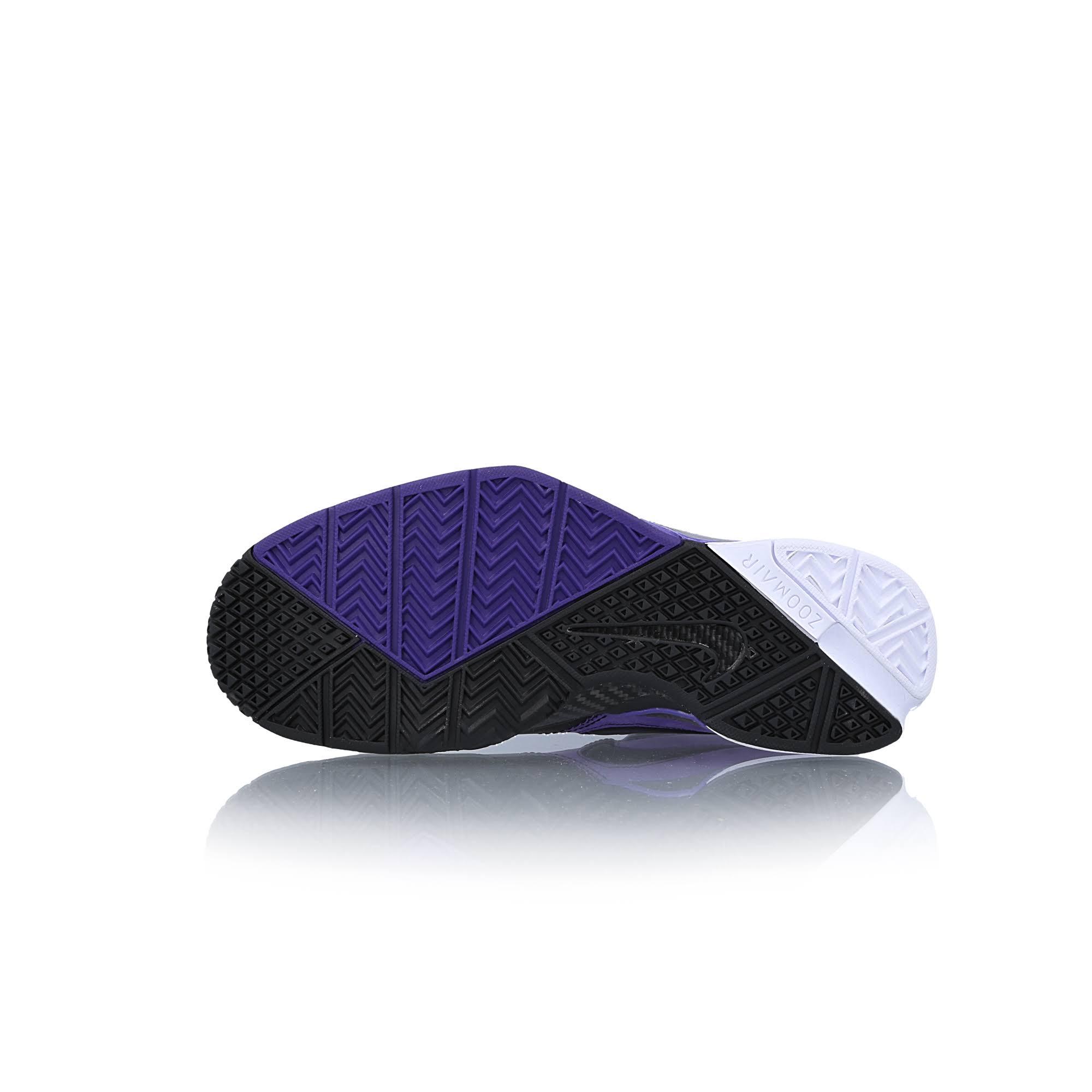 De Blanco Para Kobe Nike Protro Morado Zapatillas Universitario 1 Hombre Negro Baloncesto qIBRwzC