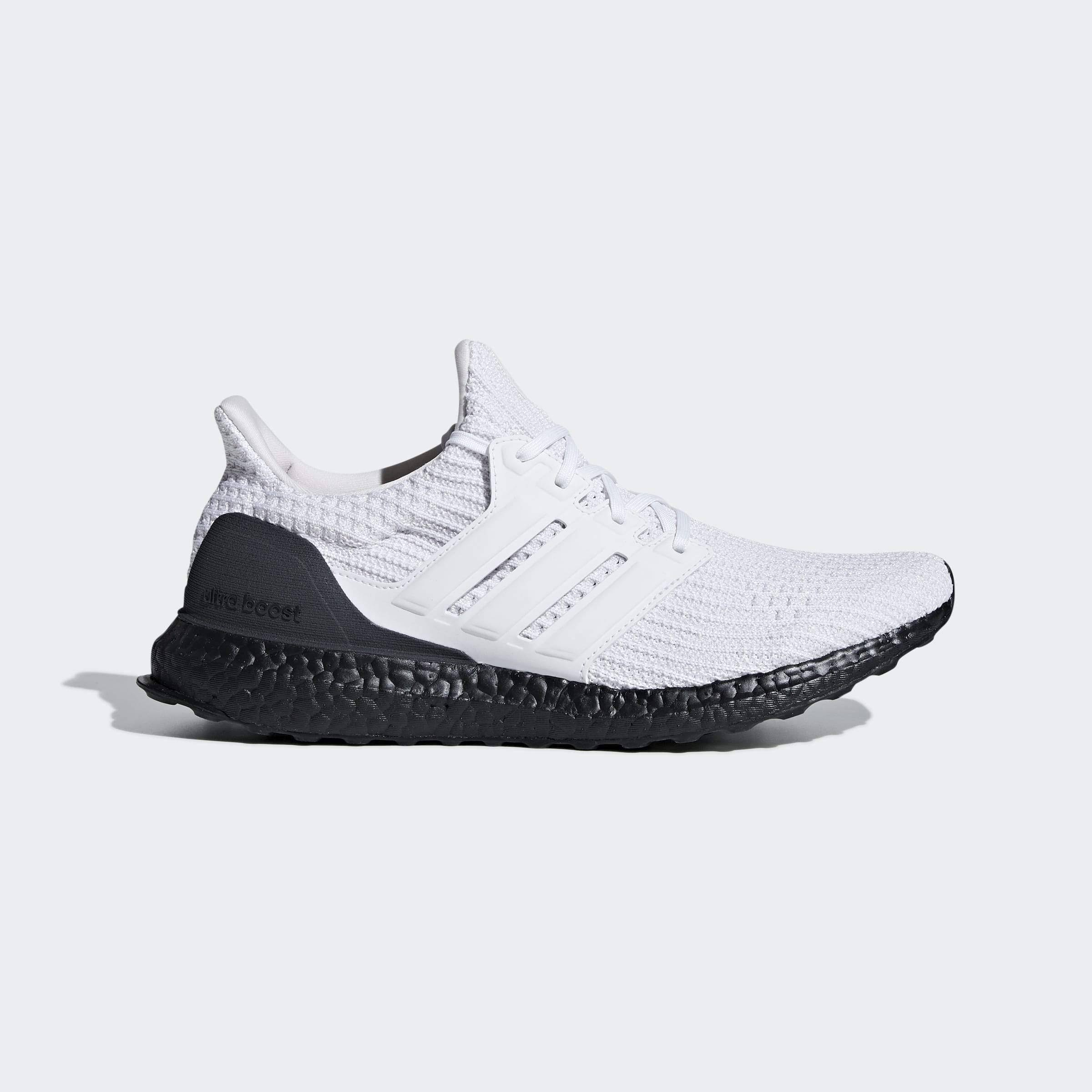 Ultraboost Shoes Men's Running Orchid Tint / Cloud White DB3197 10.5 UK