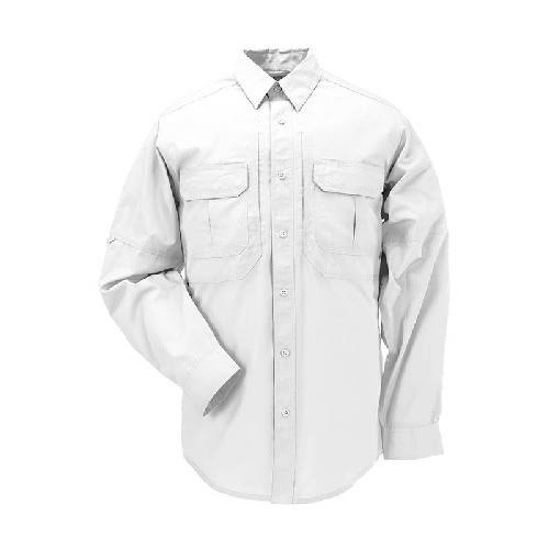 72175010xl Camisa Táctica L S X large 5 Pro Regular Taclite Blanca 11 5 UIwwfqRF