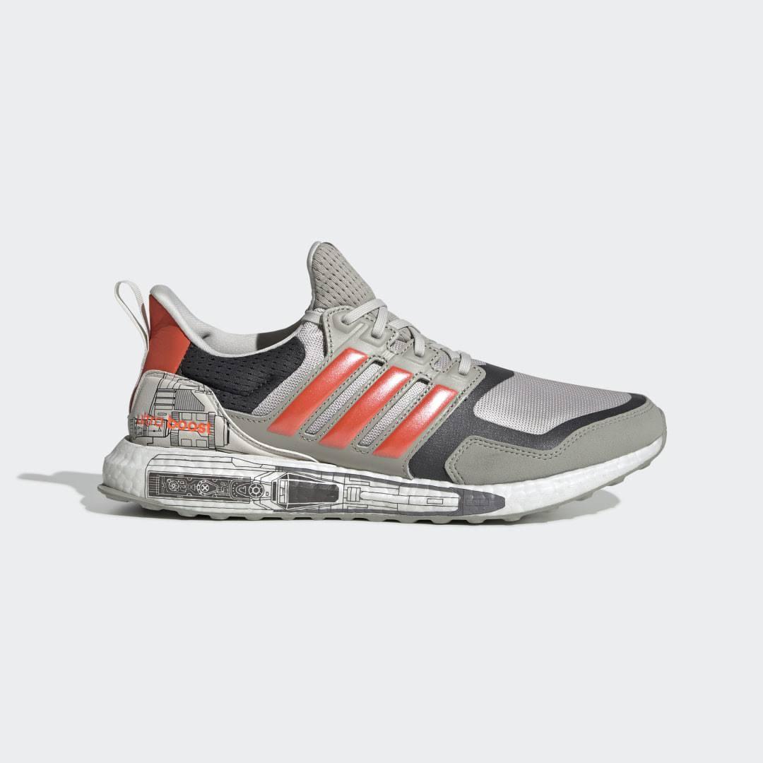 Adidas Ultraboost S&L Star Wars Running - Grey