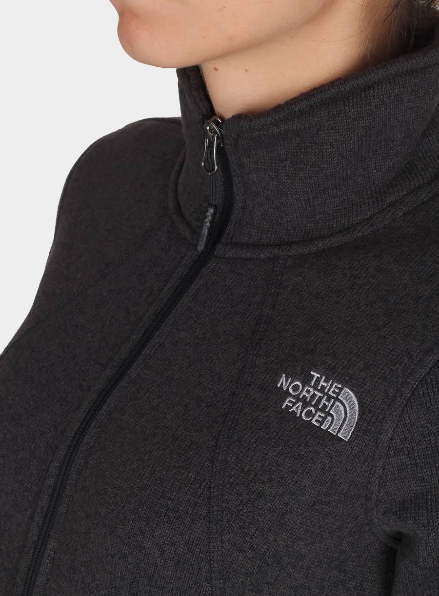 Blackxs Czarny Crescent Zip Face Fleece The North Chaqueta Full RwAUUZq