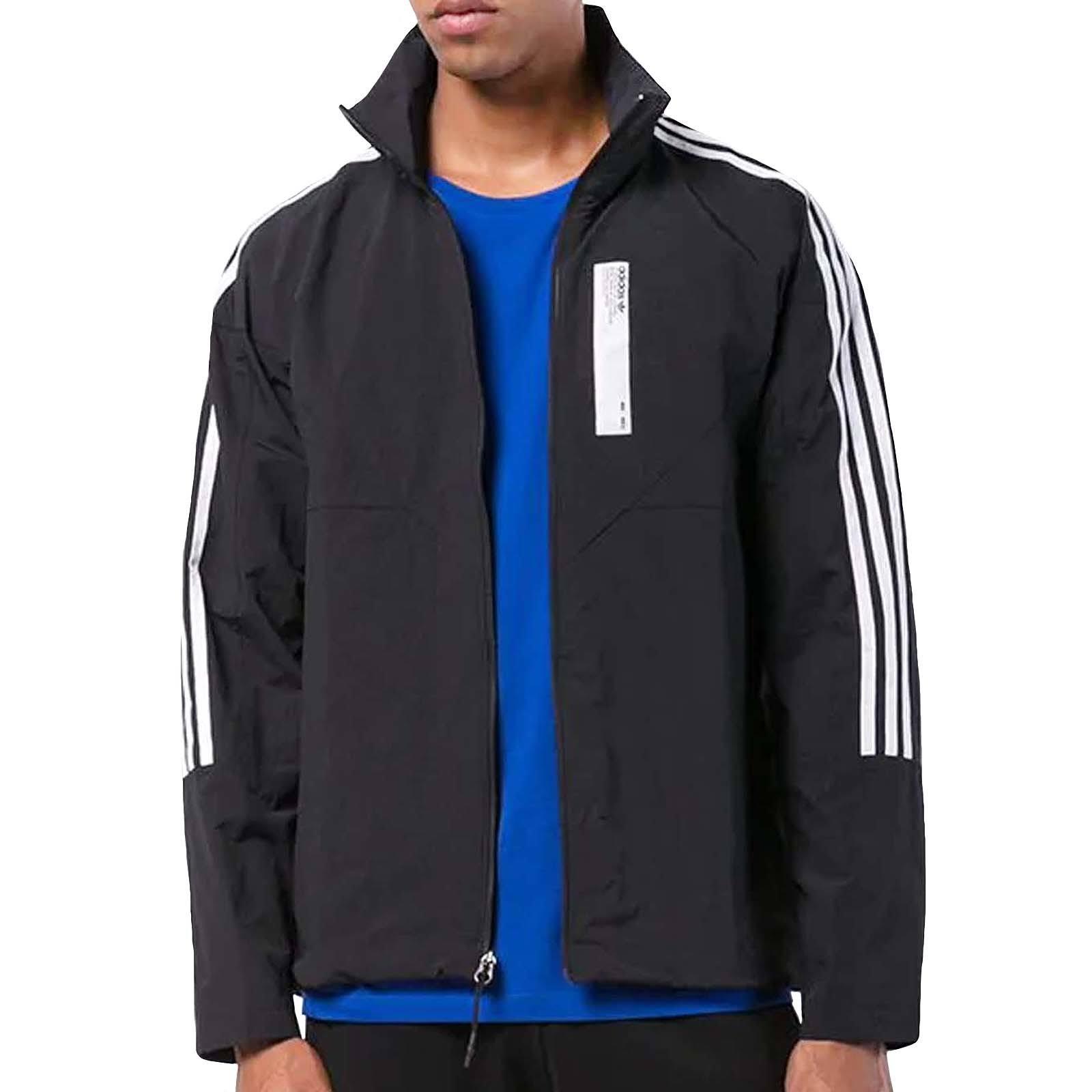 Adidas Originals NMD Track Top, Black, Size M, Men
