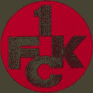 Aufnäher 1. Kaiserslautern Logo - Ca. 6 Cm