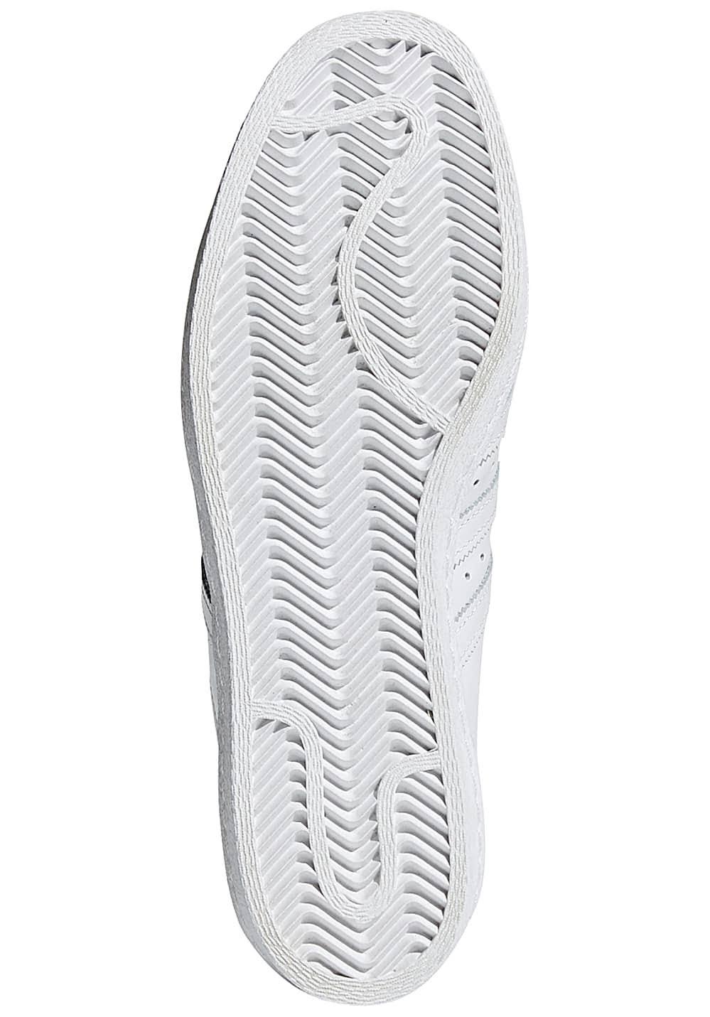 Elfenbein footwear 80s White S79443 Black White core Superstar Adidas Schuhe footwear nqC44I