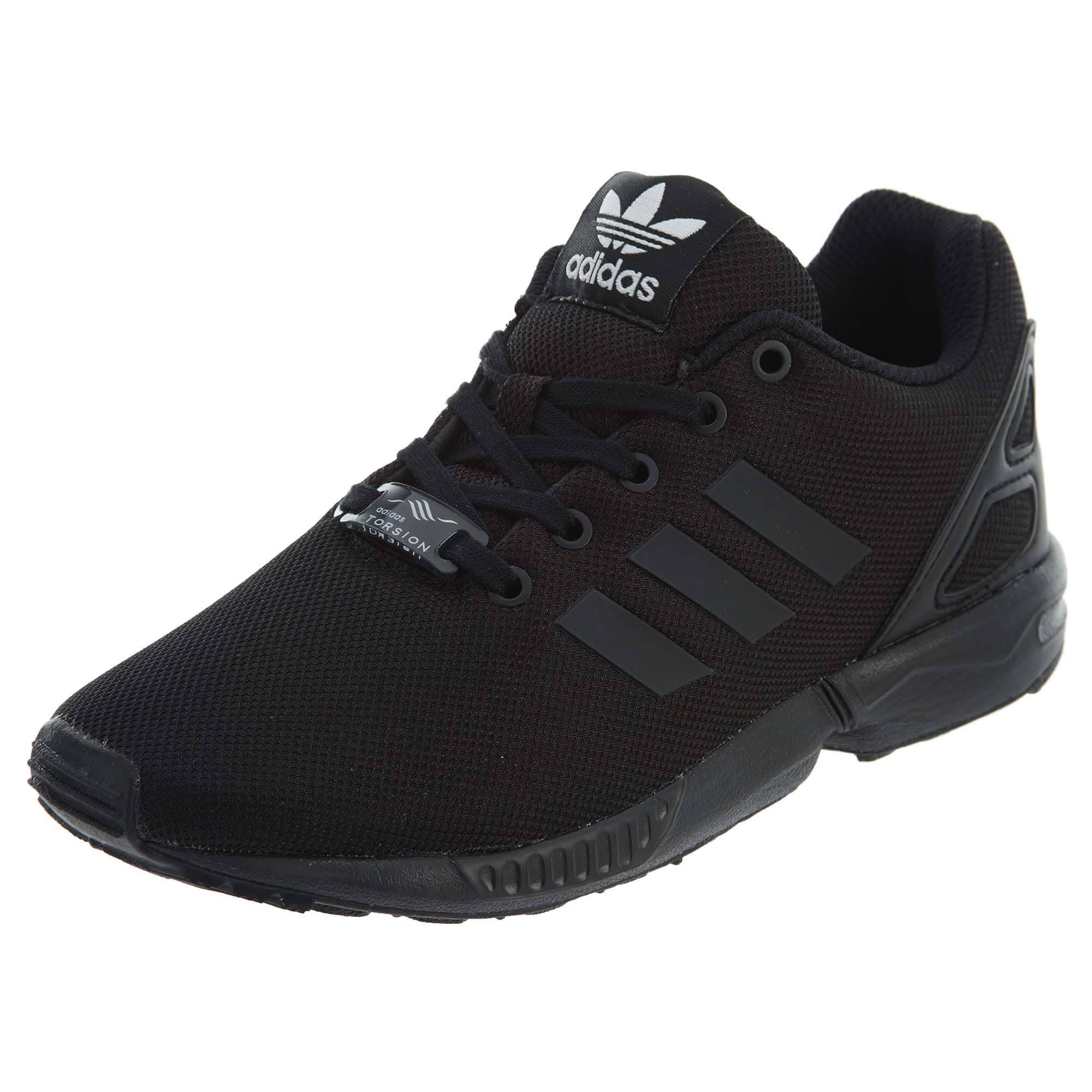 Größe 1 Zx Vorschulschuhe Flux Jungen Originals Adidas S76297 qYAB4Z46