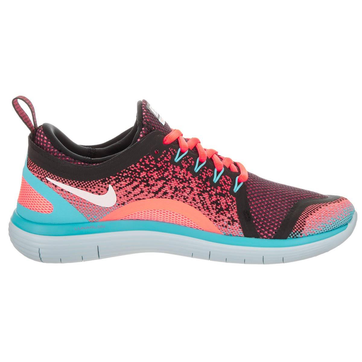 2 Para Mujer Rn Zapatos Azul Lava Distance Nike Free wqa1InSFv