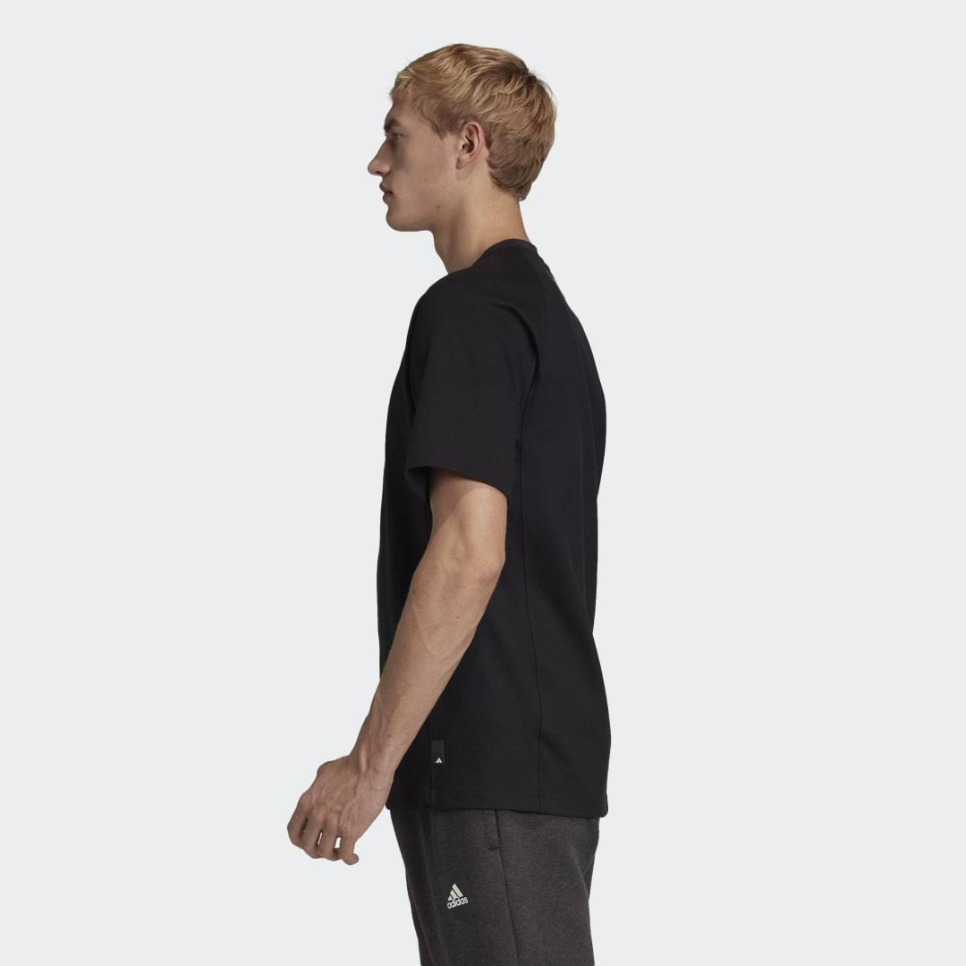 adidas T-Shirt The Pack Heavy - Black/White
