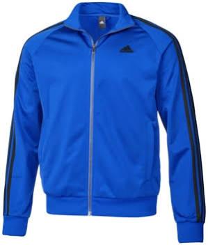 Tricot Jacket 2xl Blau Track Herren Adidas Essential qvnwp8qE