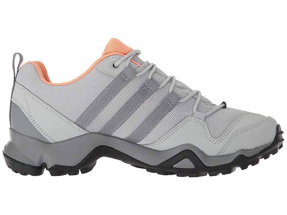 Zapatos Adidas Tamaño 8 Para Terrex Ax2 De Mujeres Dos Tres Outdoor Tiza Senderismo Coral Gris CC4qwrFtS