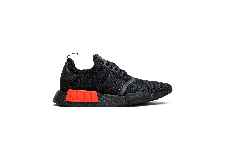 r1 Core Rojo Negro 5 Para Adidas Hombre Zapatillas Nmd Exuberante EqwTTg
