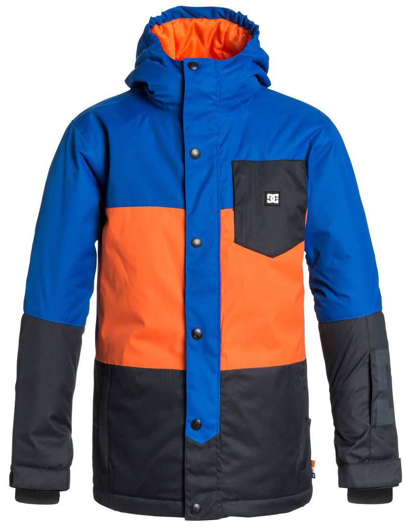 Web Dc The Jacket Defy 2016 Snowboard Boy Youth Surf Medium f8AqnCHxw