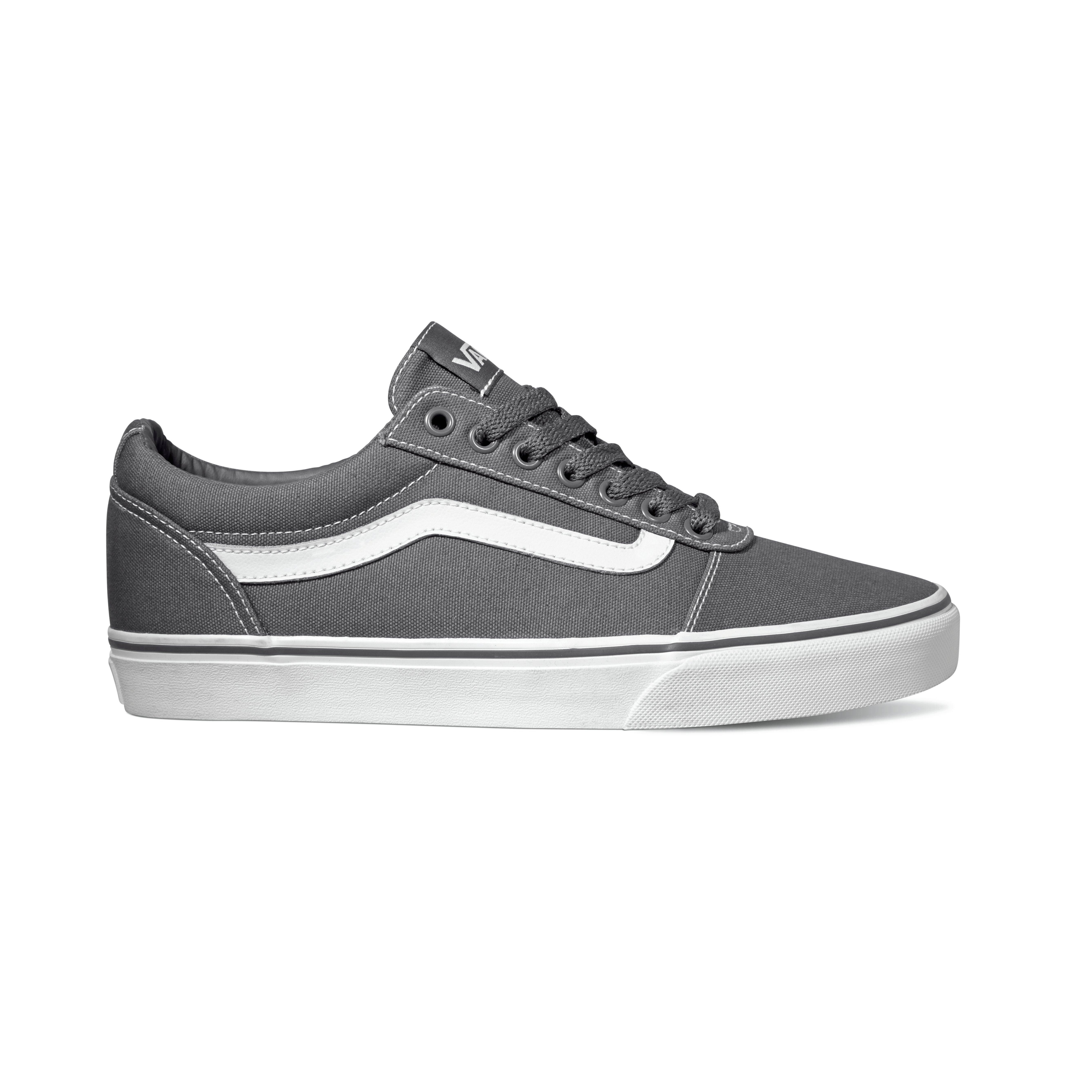off white Skate Tornado Men Vans 11 Shoes White Grey Ward Canvas Nwb Size CqSnFwU