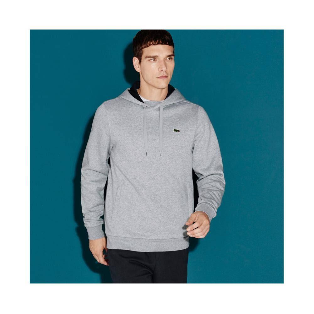 Fleece Pullover Hoodie Sport Sh2128 sweatshirt Herren Lacoste nxwEfIf