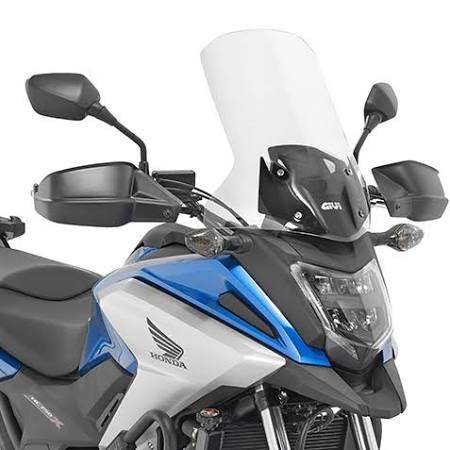 2016 750x Transparente D1146st Cúpula Nc Givi Moto Para Honda Y7gbf6vIym