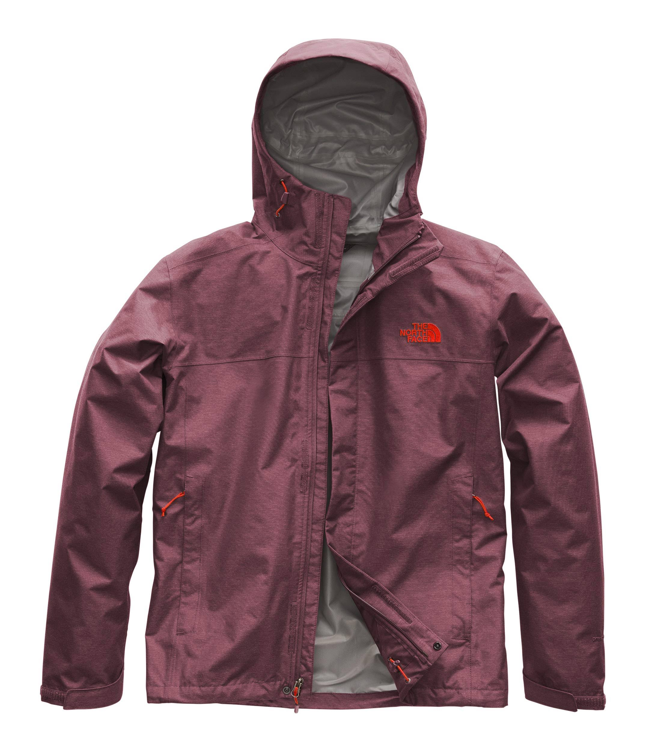 Higo 2 Venture North Y Heather The Face Para Hombre L Chaqueta De 8fW1S8c