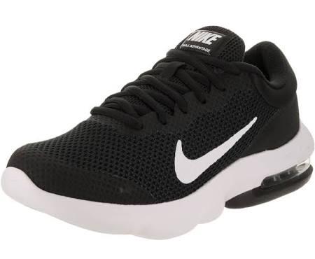 Max Mujer De Zapatillas Para Tamaño Nike Air 4 Advantage Running Negro nTnpqWP
