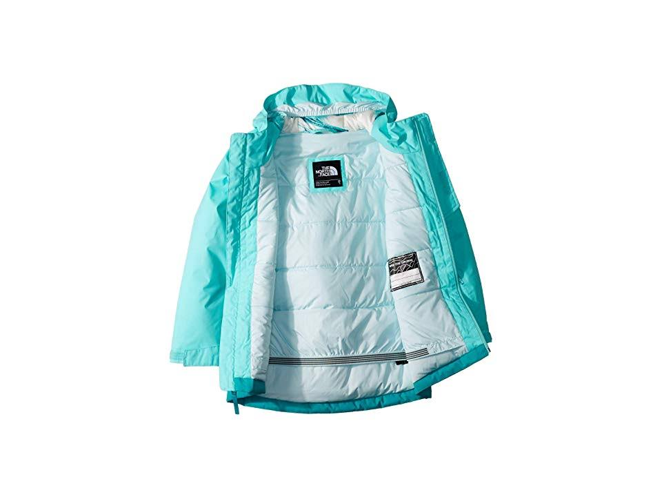 The Girl's Con Freedom North Large Blue Mint Chaqueta Face Aislamiento qvBwanwxT