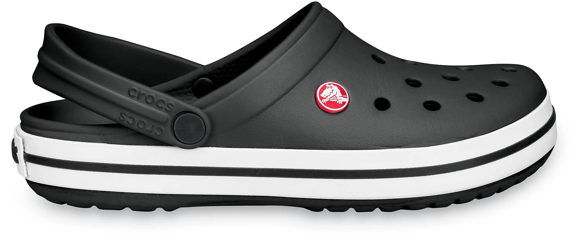 Crocs Crocband Black Crocband Crocs Crocs Black Clog Clog nPXNwkZ80O