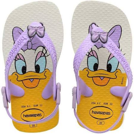 Flop Disney Flip Havaianas White Baby Classics Lilac lilac 20 vOwSYgq