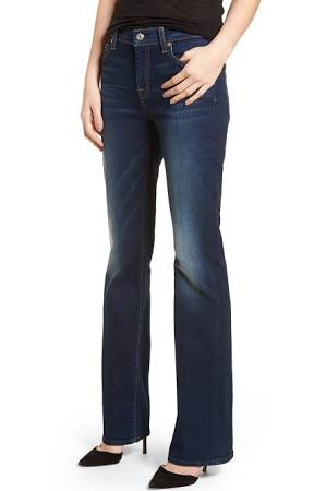 Taille Bootcut Mankind Iconic Bleu Tailorless Petite All For Pour 30 air Jean 7 Femmes 1AZxwv