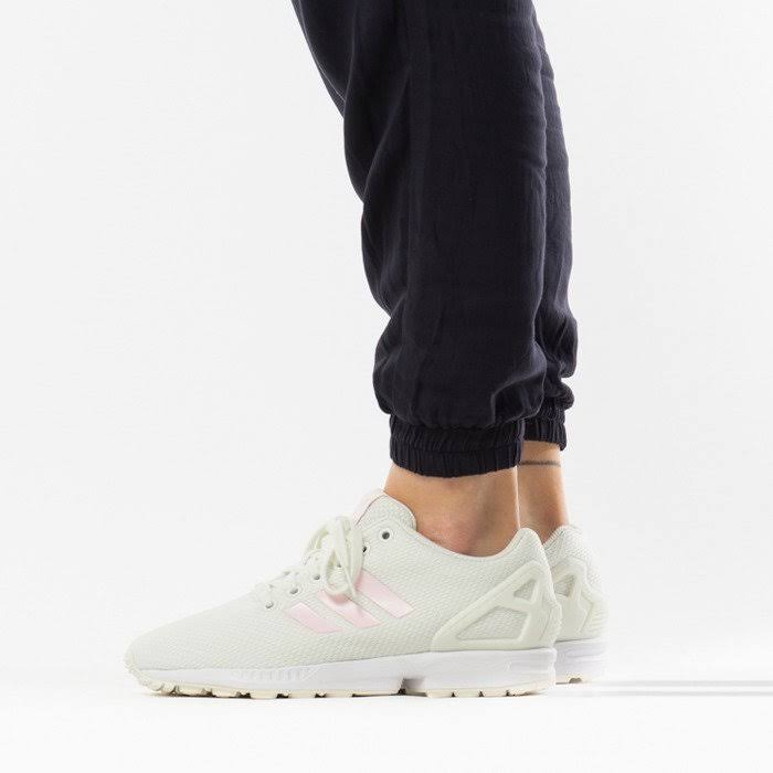 adidas Zx Flux W shoes Women beige pink Gr.44,0 EU