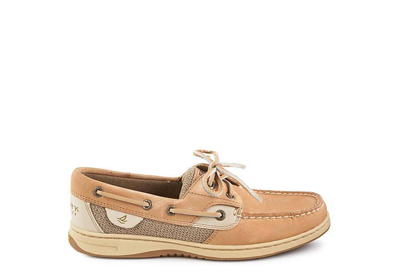 Shoes Sperry Tan Para Bluefish Mujer Boat qTw1IUB