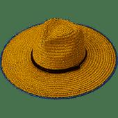 麦わら帽子 紳士 麦 4寸 ロープ 川西工業 #6749 1個