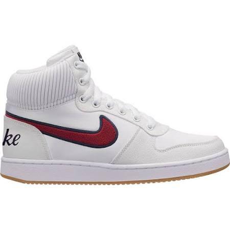 Baloncesto Zapatillas 2 Mujer 1 Negro Rojo Nike Ebernon 5 Mediano Crsh Azul Blanco De Para pp7qaHr