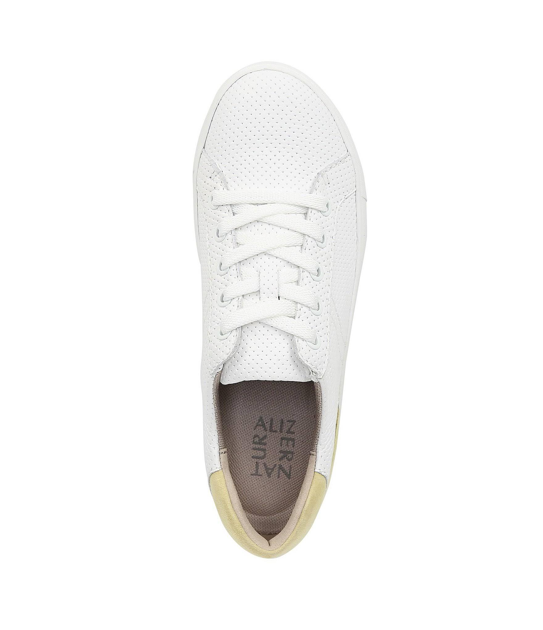 9 White MorrisonWomens 5 Sneaker Medium Naturalizer DIWeEY29H