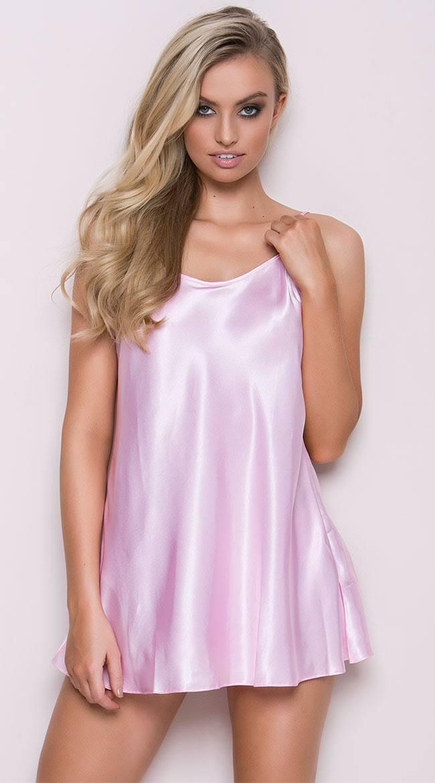 Viele Satin L Xl Designer Dessous Pink Icollection Farben Chemise wOPIxFq